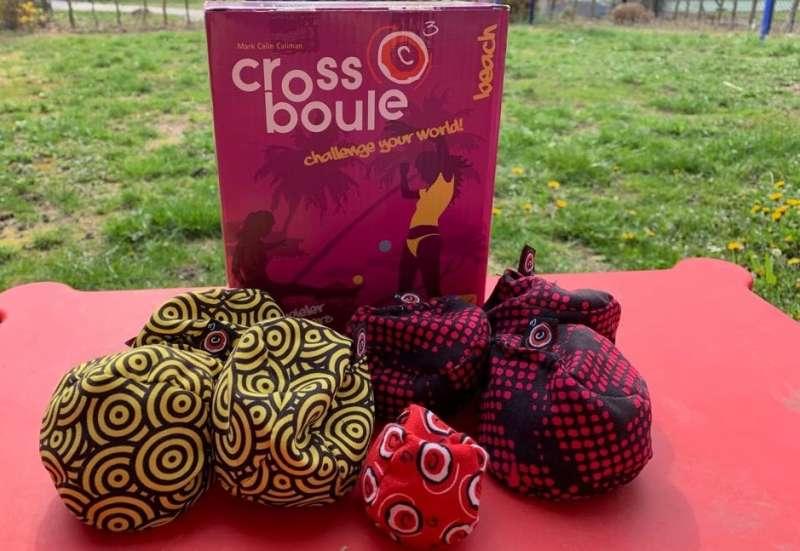 Zoch/Spiele & Puzzles:Cross Boule