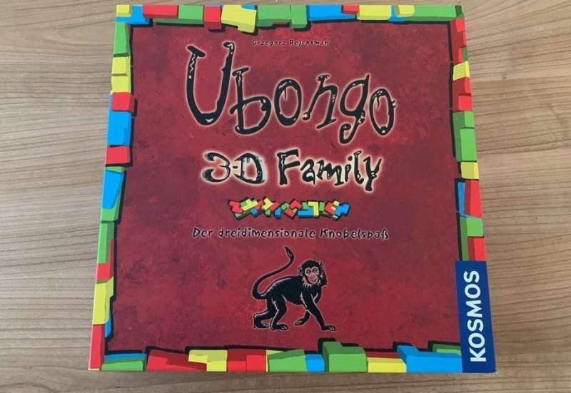 KOSMOS/Spiele & Puzzles:Ubongo Family 3D