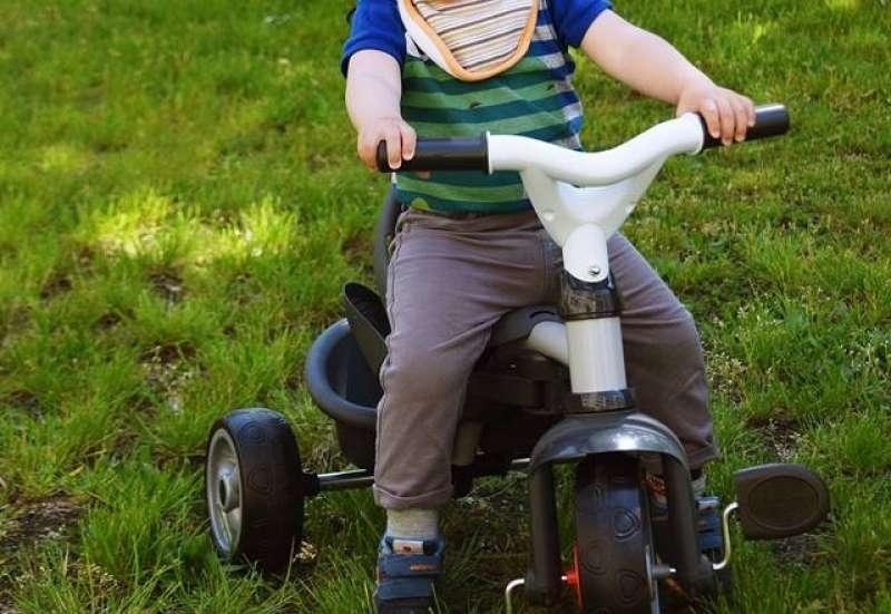 Smoby/Kinderfahrzeuge (z. B. Bobby Car):Baby Driver Komfort Titan