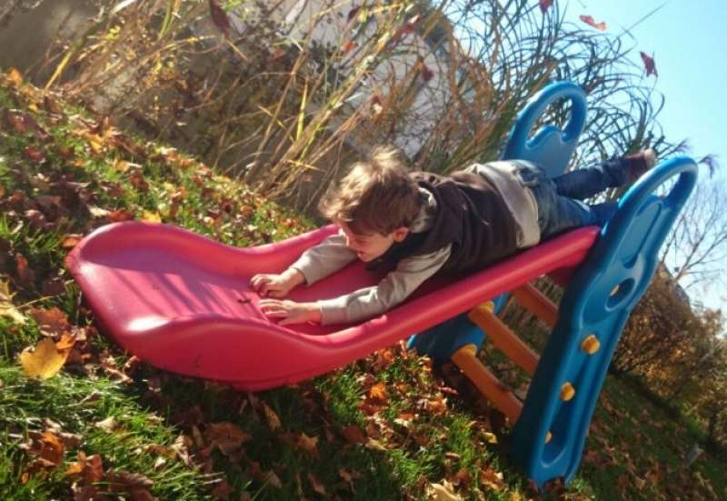 BIG/Outdoor & Sport:BIG Fun Slide Rutsche