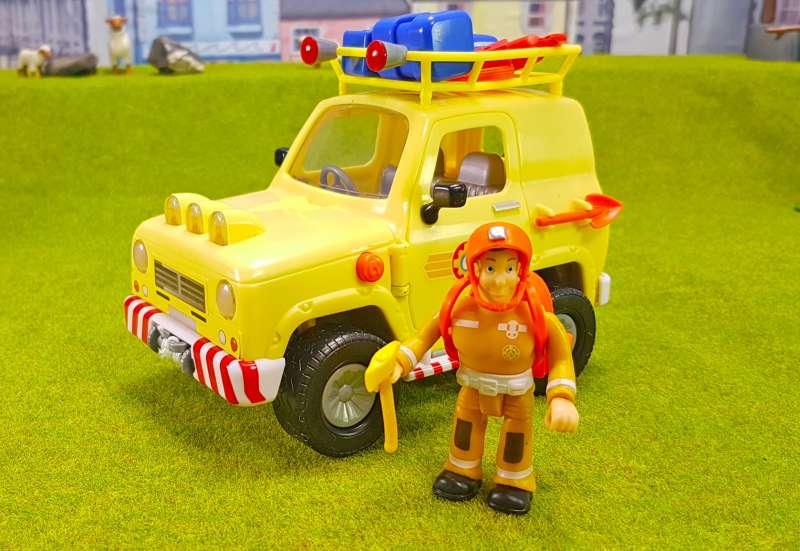 Tom's 4x4 Geländewagen