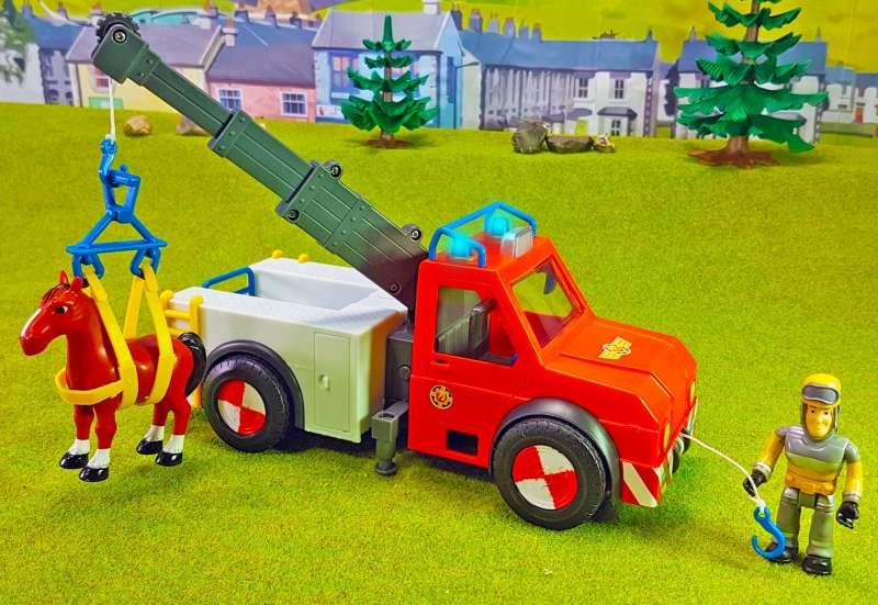 Simba/Autos, Fahrzeuge, Boote & Flieger:PHOENIX Rettungsfahrzeug