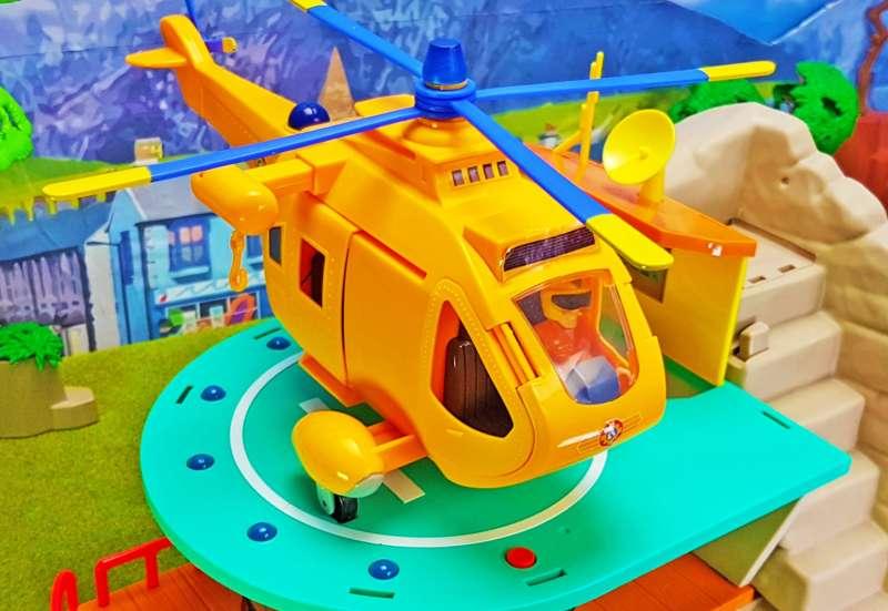 Wallaby 2 Hubschrauber