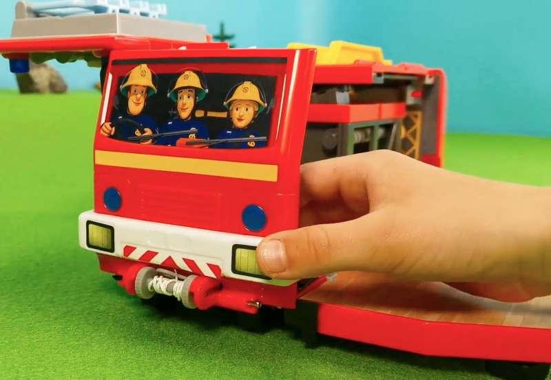 Feuerwehrmann Sam Jupiter 2in1