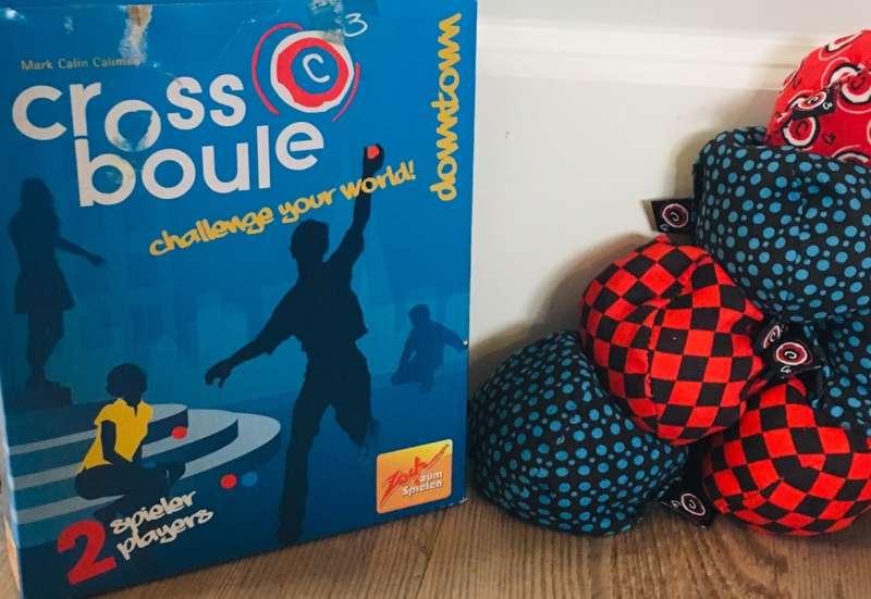 Wir spielen Cross Boule