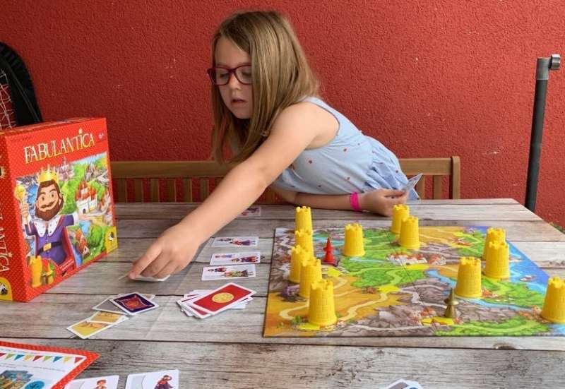 Sonstige/Spiele & Puzzles:Fabulantica