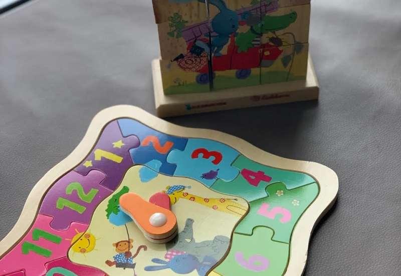 Eichhorn/Spiele & Puzzles:KiKANiNCHEN Holzspielzeug