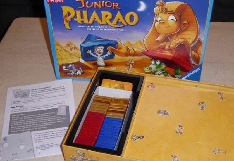 RAVENSBURGER/Spiele & Puzzles:Junior Pharao von Ravensburger
