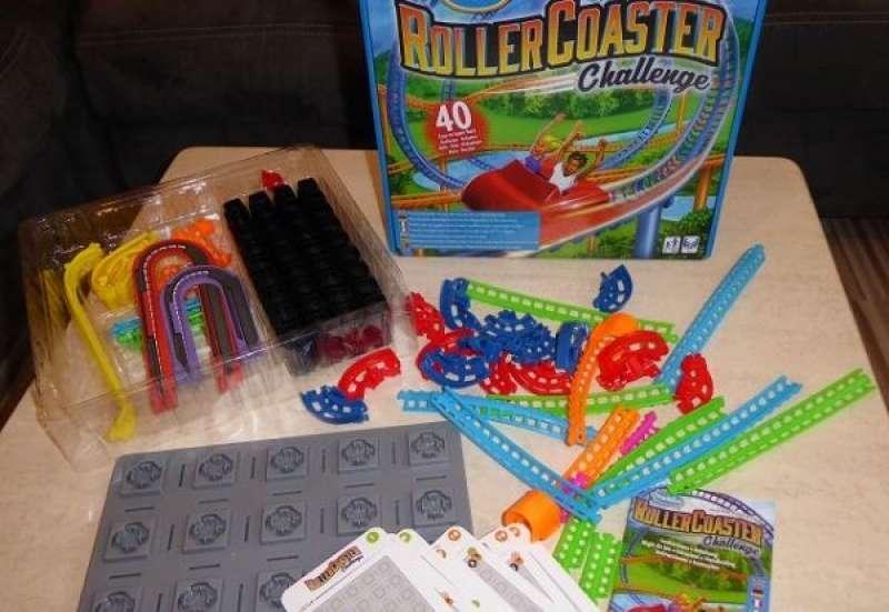 Sonstige/Spiele & Puzzles:Roller Coaster Challenge