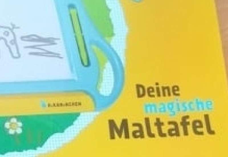 Simba/Basteln, Malen & Kreativ:Kikaninchen Maltafel