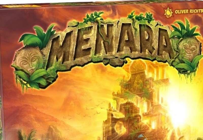 Zoch/Spiele & Puzzles:Testbericht zu Menara