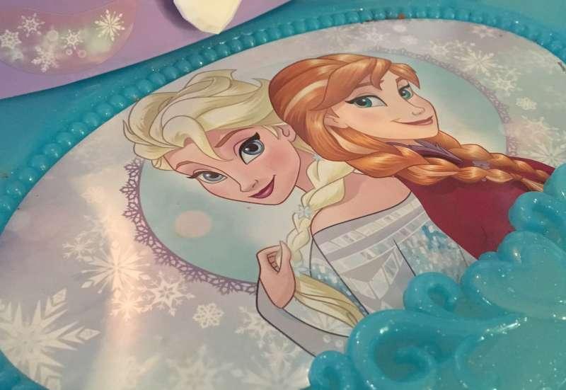Frisieren mit Elsa