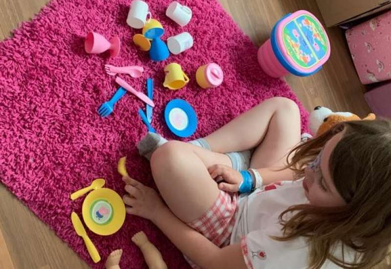 Simba/Kinder Rollenspiele:Picknick mit Peppa Pig