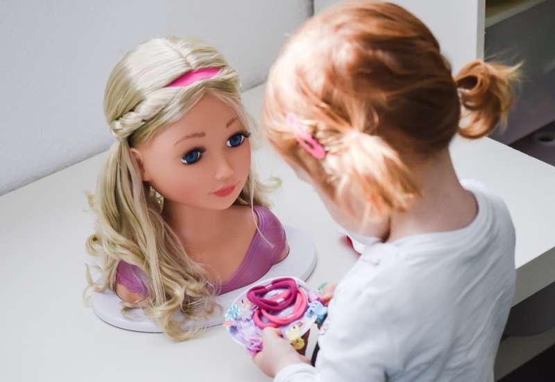 ZAPF CREATION/Puppen & Puppenzubehör:BABY born® Sister Styling Head