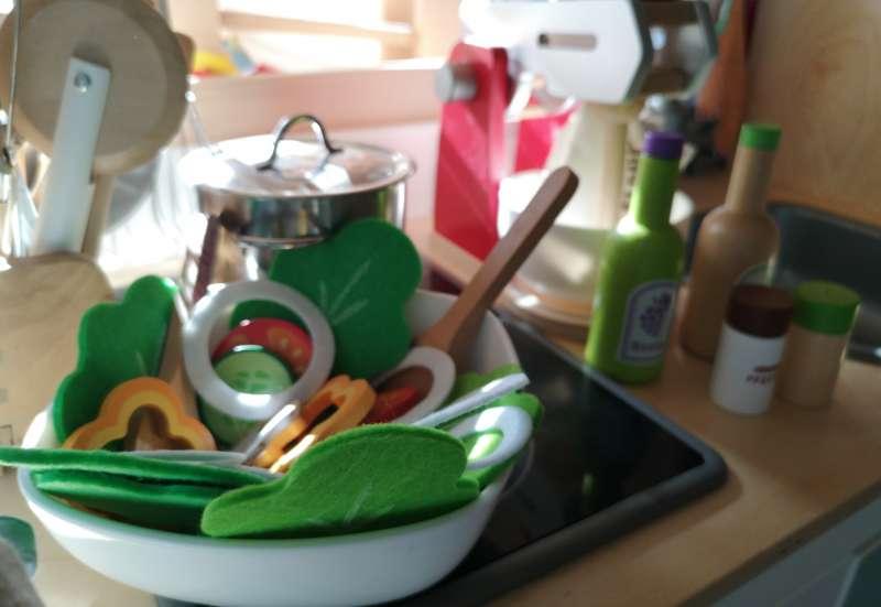 Eichhorn/Kinder Rollenspiele:Küchenzubehör von Eichhorn