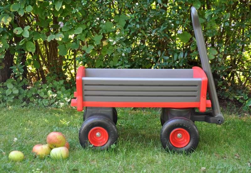 BIG/Outdoor & Sport:Der Peppy Handwagen von BIG