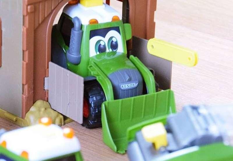 Dickie Toys/Baby- & Kleinkindspielzeug:Bauernhof im Kinderzimmer