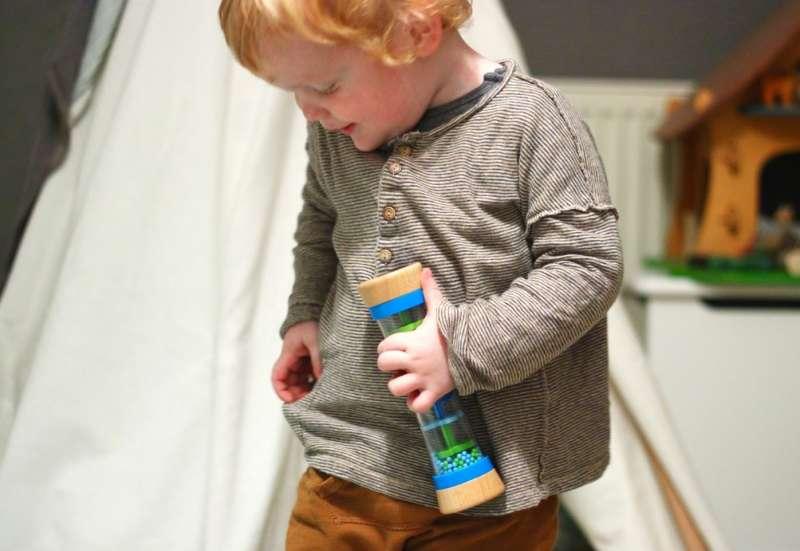 HAPE/Baby- & Kleinkindspielzeug:Der Regenmacher von HAPE