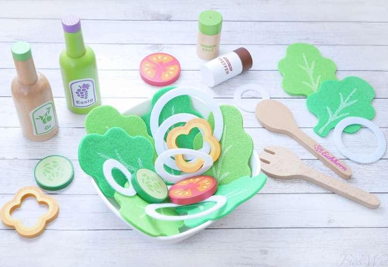 Eichhorn/Kinder Rollenspiele:Eichhorn Salat