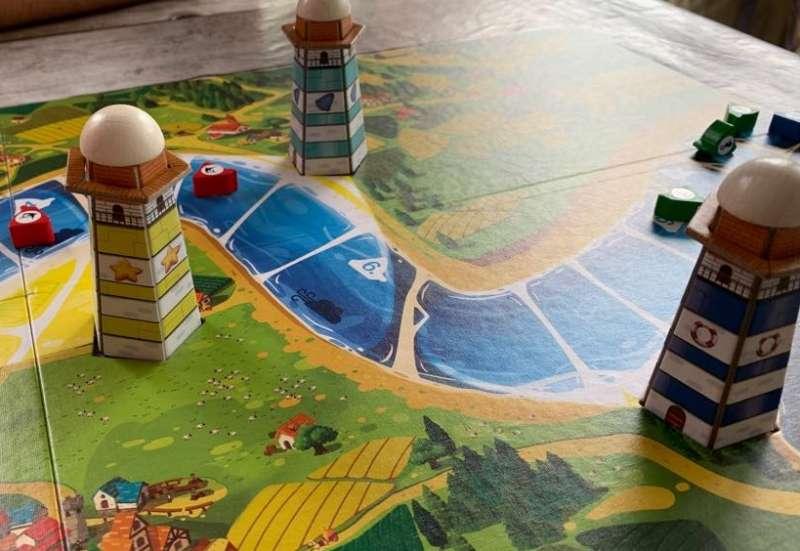 AMIGO/Spiele & Puzzles:Lighthouse Run – schaffen wir