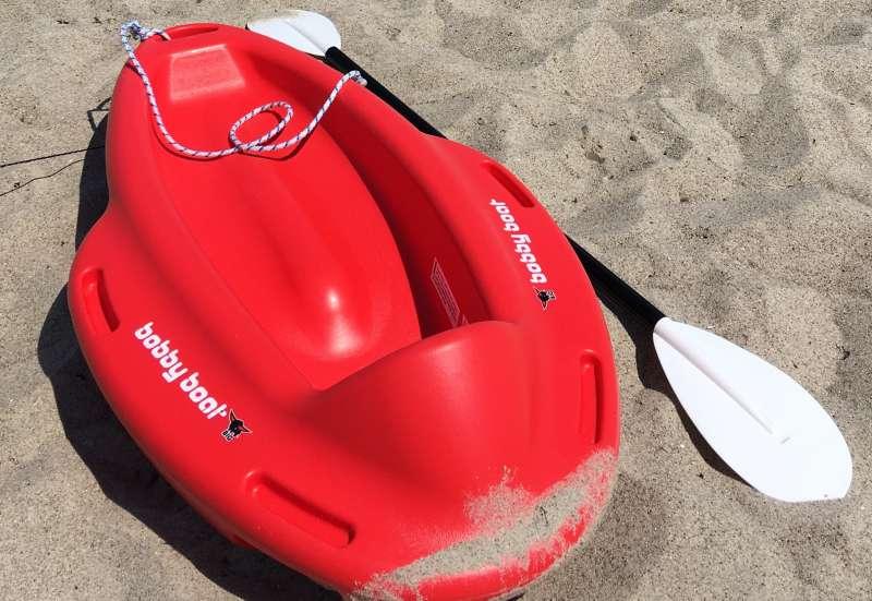 BIG/Autos, Fahrzeuge, Boote & Flieger:Sommer Sonne Bobby Boot