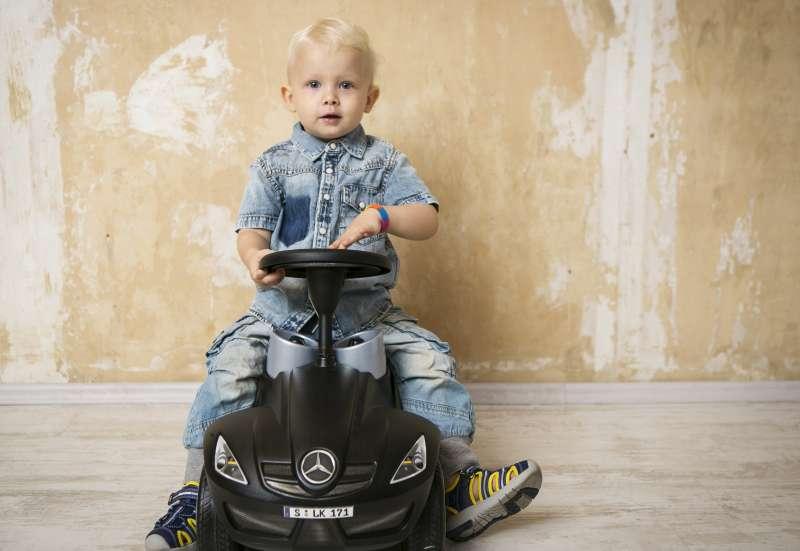 BIG/Kinderfahrzeuge (z. B. Bobby Car):Tut Tut - Mein Bobby Benz