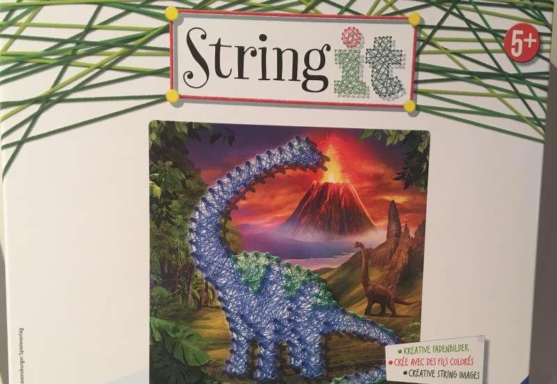 RAVENSBURGER/Basteln, Malen & Kreativ:String it - Kreativset
