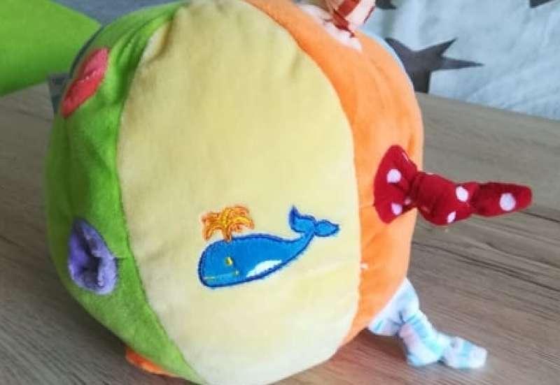 Simba/Baby- & Kleinkindspielzeug:Klang- und Spielball