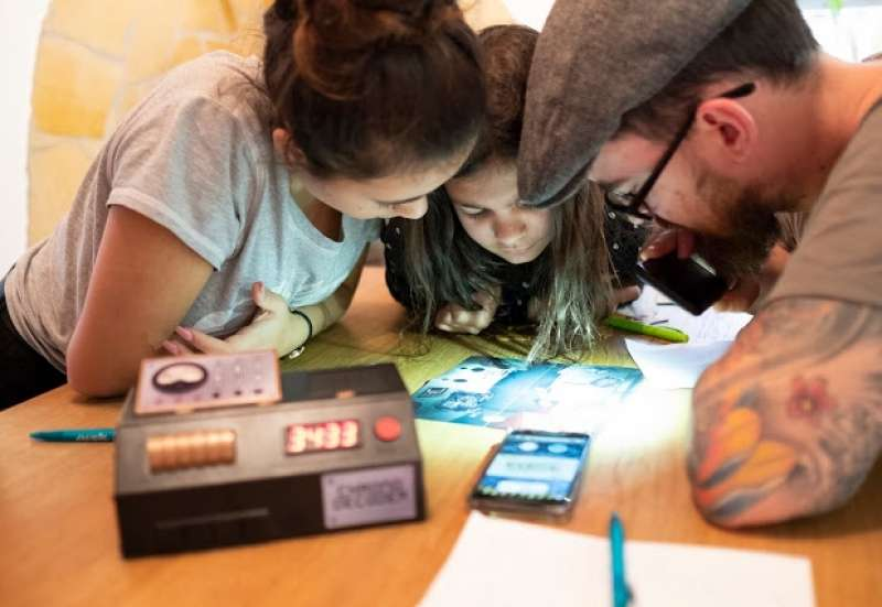 Noris/Spiele & Puzzles:Escape Room - das Spiel