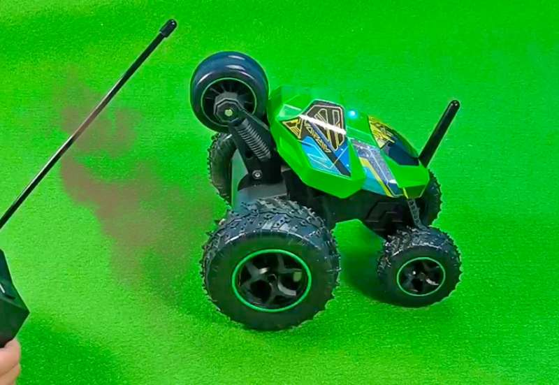 Dickie Toys RC Mad Tumbler