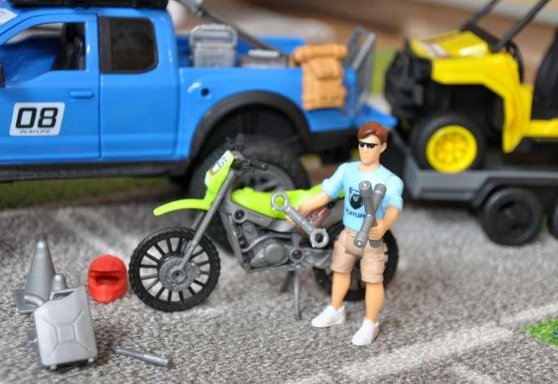 Dickie Toys/Autos, Fahrzeuge, Boote & Flieger:Die Playlife Spielsets