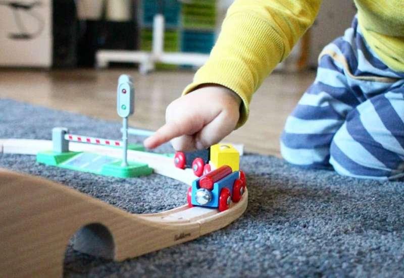Eichhorn/Bauen & Konstruieren:Große Eisenbahnliebe