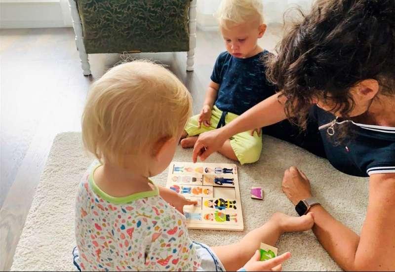 Eichhorn/Spiele & Puzzles:Das Eichhorn Einlegepuzzle