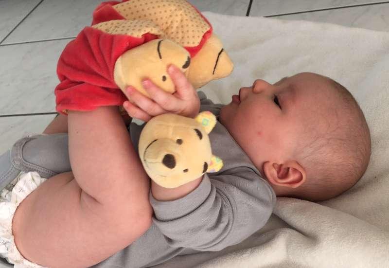 Simba/Baby- & Kleinkindspielzeug:Im Winnie the Pooh-Fieber