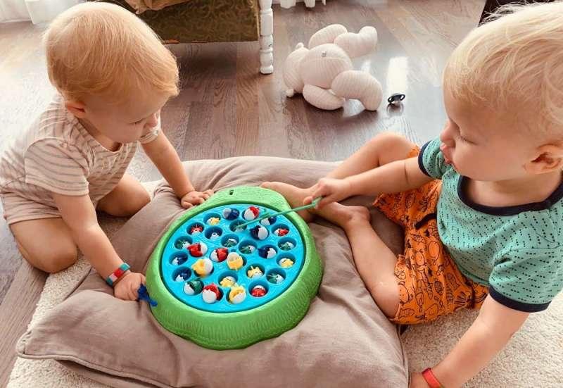 Simba/Spiele & Puzzles:Heute angeln wir einen Fisch