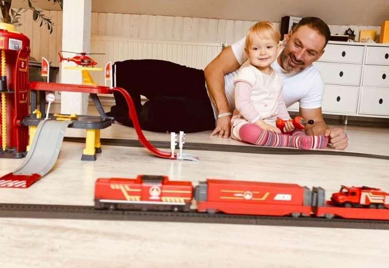 MÄRKLIN/Hobby (z. B. Eisenbahnen, Quadcopter):Märklin my world Feuerwehr