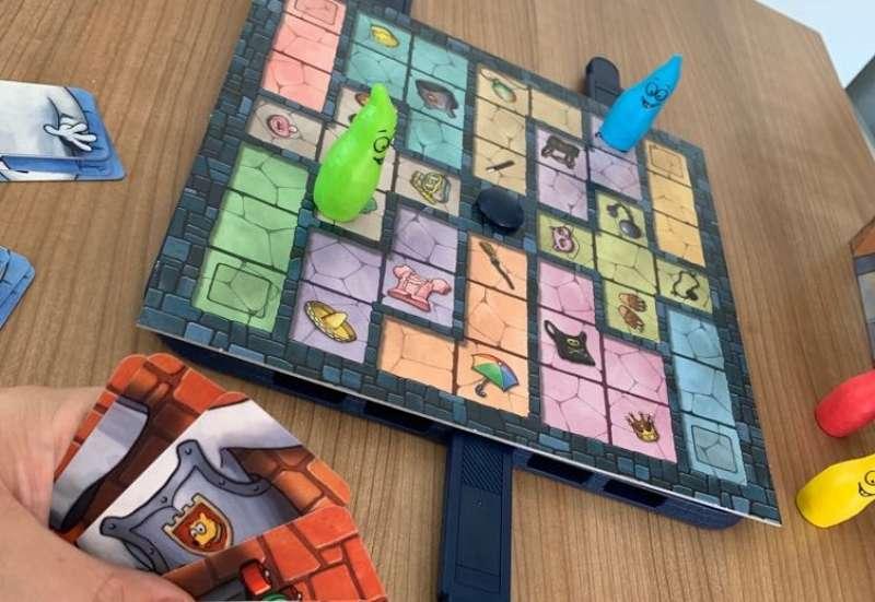 Zoch/Spiele & Puzzles:Ab durch die Mauer von Zoch