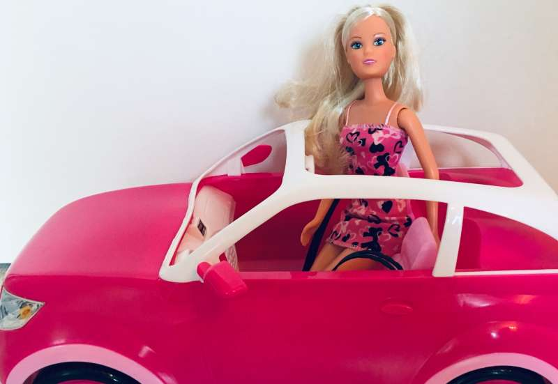 Simba/Kinder Rollenspiele:Steffi Love Glam SUV