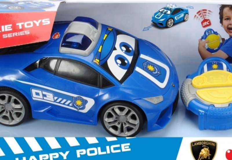 Dickie Toys/Autos, Fahrzeuge, Boote & Flieger:Dickie Toys, IRC Happy Police