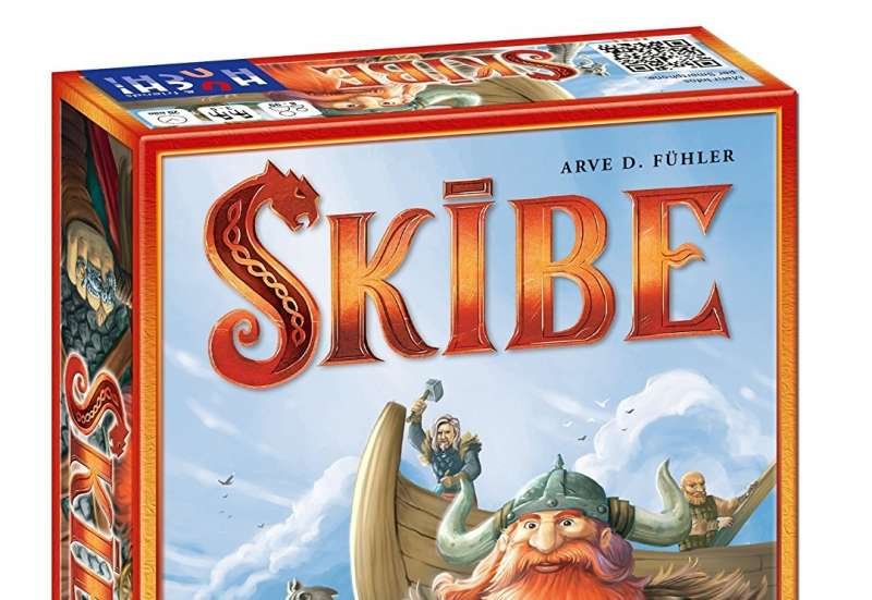 HCM KINZEL/Spiele & Puzzles:Skibe
