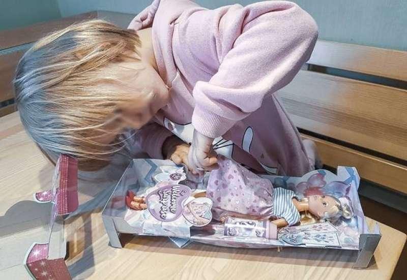 Simba/Puppen & Puppenzubehör:Adventskalender füllen