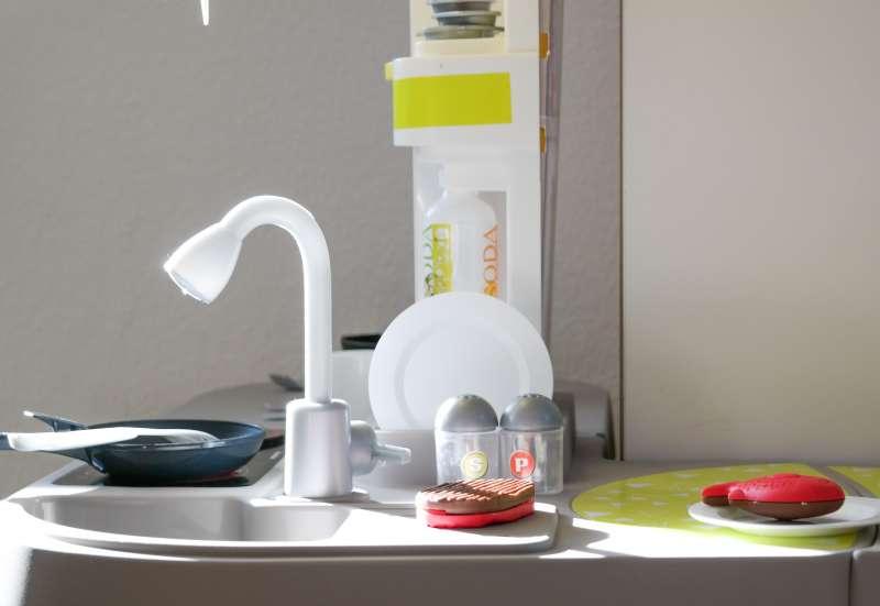 Smoby/Kinder Rollenspiele:Unsere Kinderküche von Smoby!