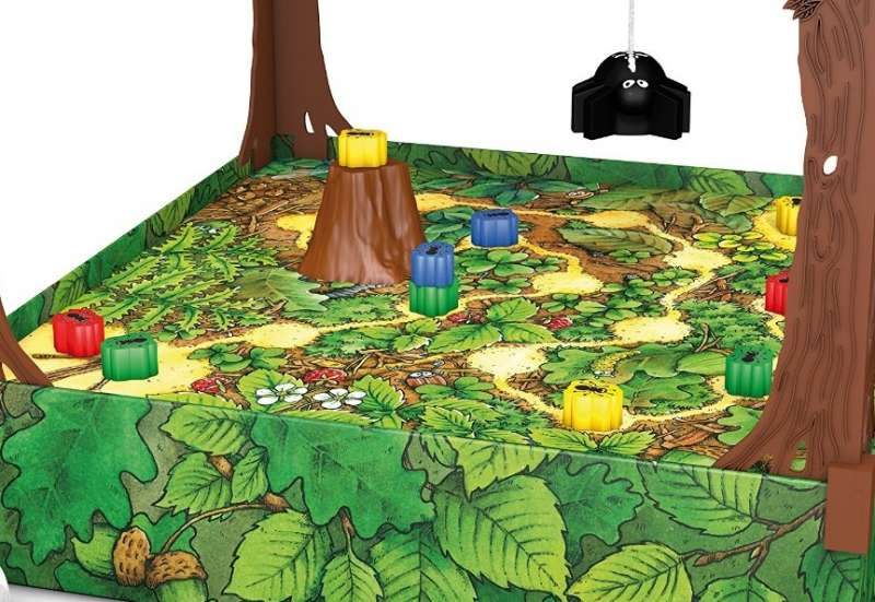 Noris/Spiele & Puzzles:Spinderella