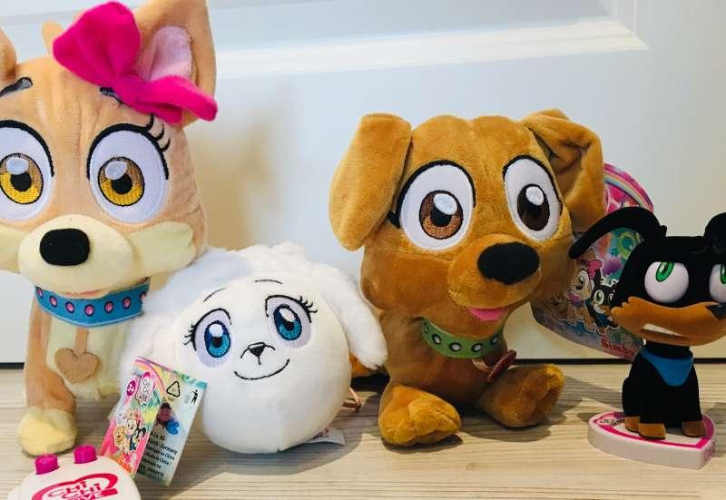Simba/Plüsch- und Kuscheltiere:Toyboxx mit Chi Chi Love