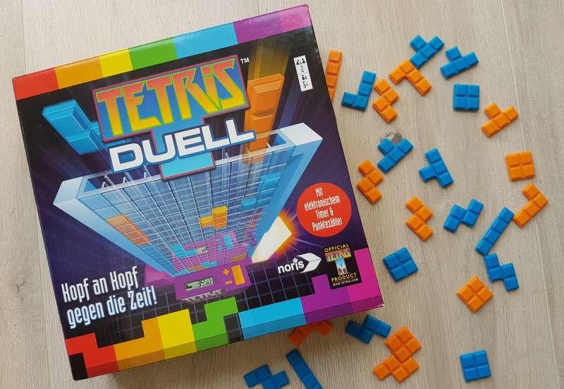 Noris/Spiele & Puzzles:Tetris Duell