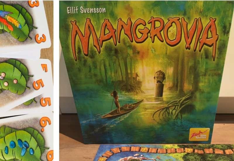 Mangrovia - Spiel von Zoch
