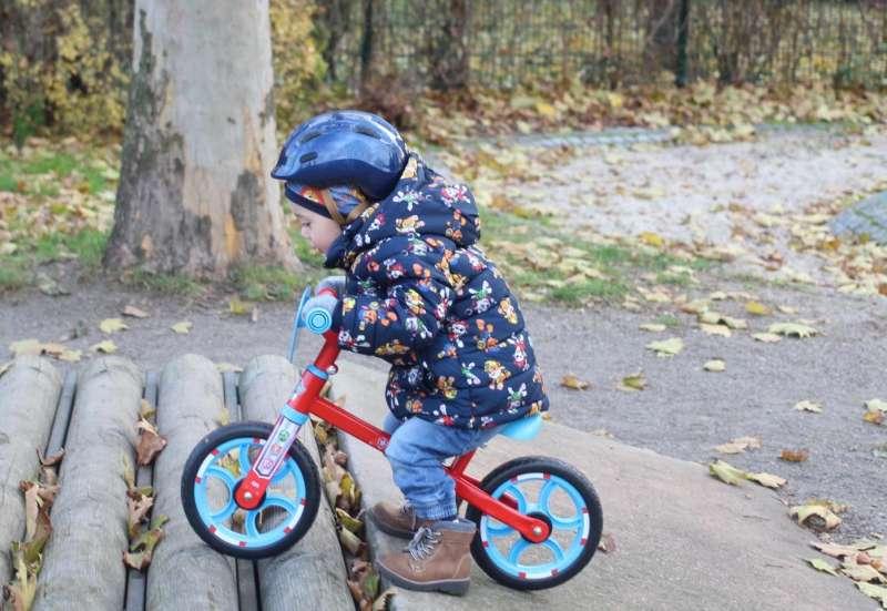 Smoby/Kinderfahrzeuge (z. B. Bobby Car):Paw Patrol First Bike Laufrad
