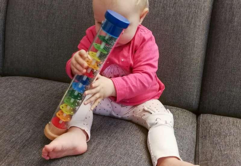 Eichhorn/Baby- & Kleinkindspielzeug:Eichhorn Regenmacher