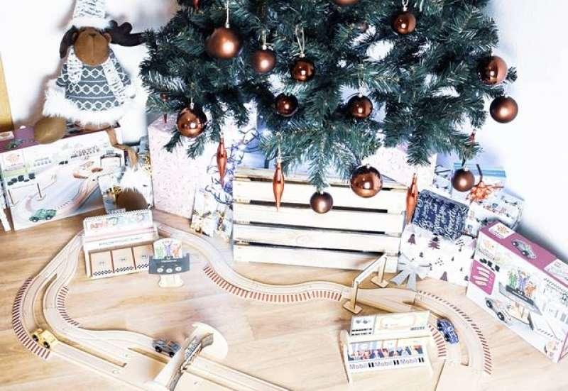 Weihnachten mit Eichhorn