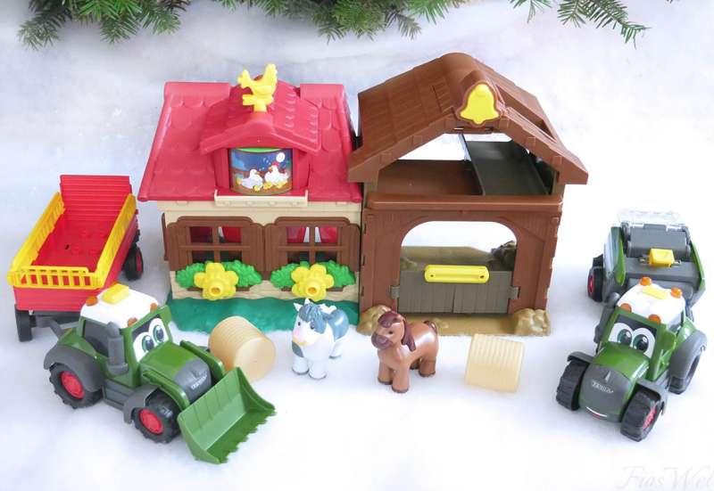Dickie Toys/Baby- & Kleinkindspielzeug:Happy Farm House